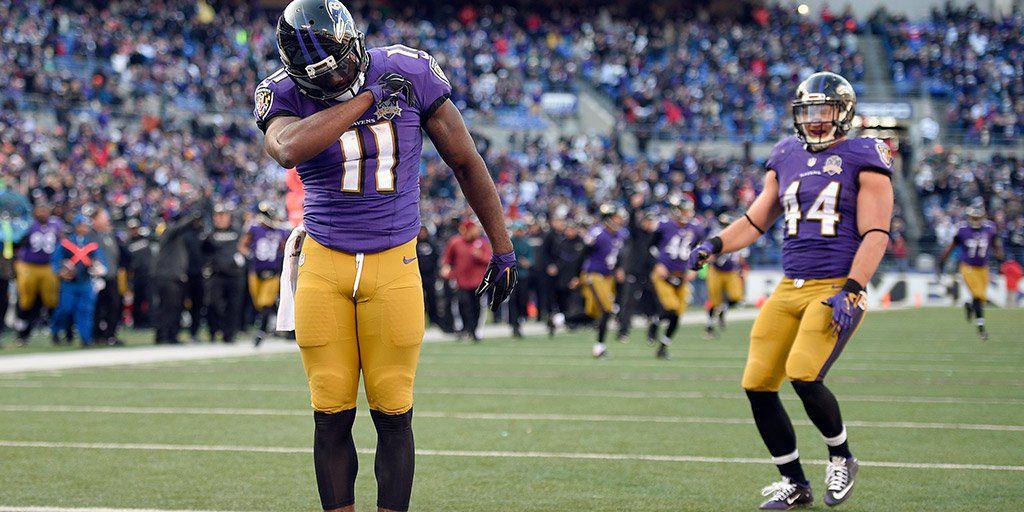 Baltimore Ravens donning Maryland flag uniforms this season ...