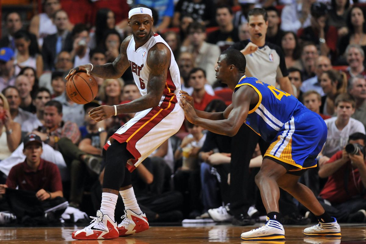 Can Golden State contain King James tonight?