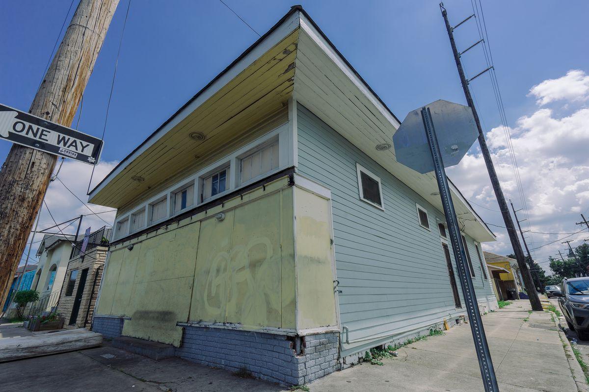 Future home of Seoul Shack