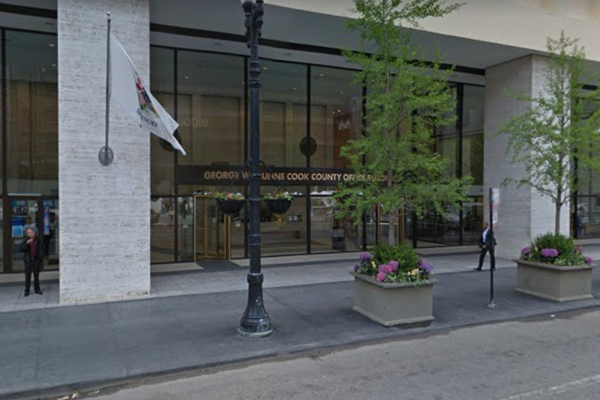 A 19th Cook County Circuit Court Clerk's office employee has tested positive for COVID-19.