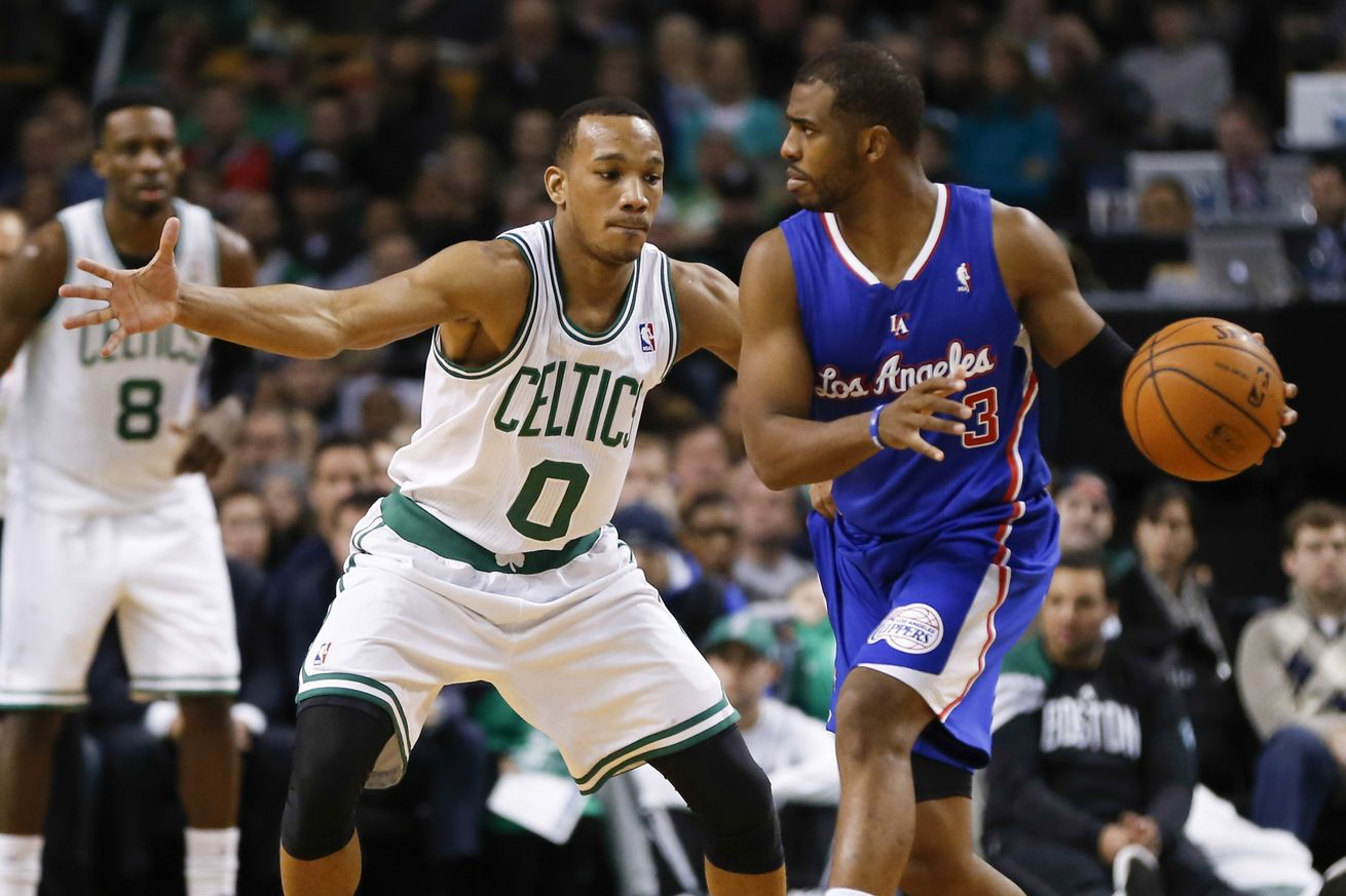 The Avery Bradley Defense question. Is ...