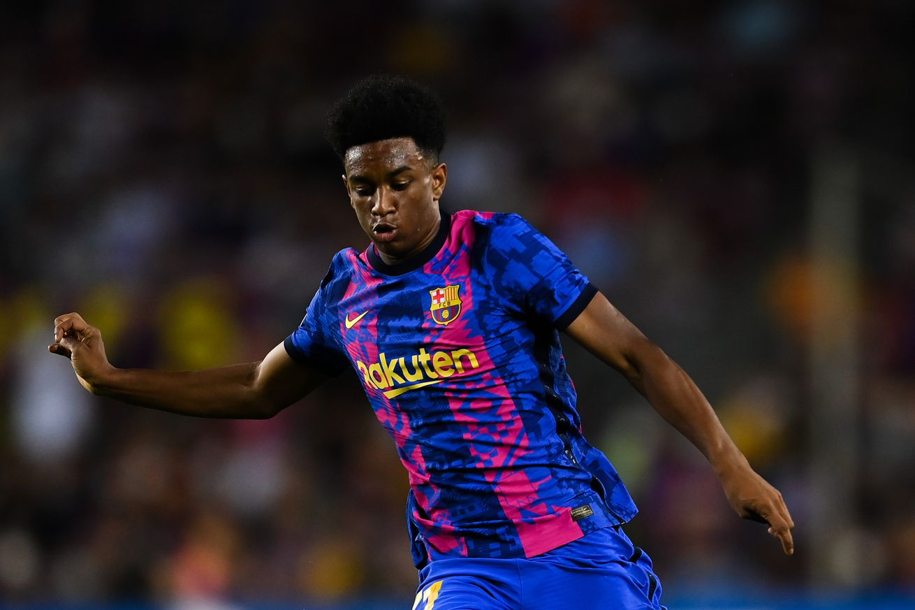 """Balde to get Barcelona chance with Jordi Alba out"""""""