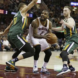 What The Kyrie Irving Trade Means For Gordon Hayward The Utah Jazz Deseret News