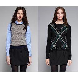 "<a href=""http://www.theory.com/CHAZ-B/C0714702,default,pd.html?dwvar_C0714702_color=EG6&start=21&cgid=womens-just-in""><b>Theory</b> Chaz B Soft Marl Sweater Vest</a> $200 and <a href=""http://www.theory.com/ZARLIA/C0711724,default,pd.html?dwvar_C0711724_co"