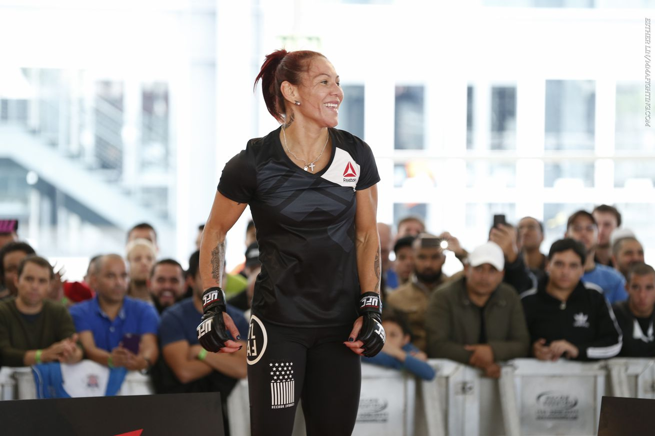 community news, The MMA Hour   389   Cris Cyborg