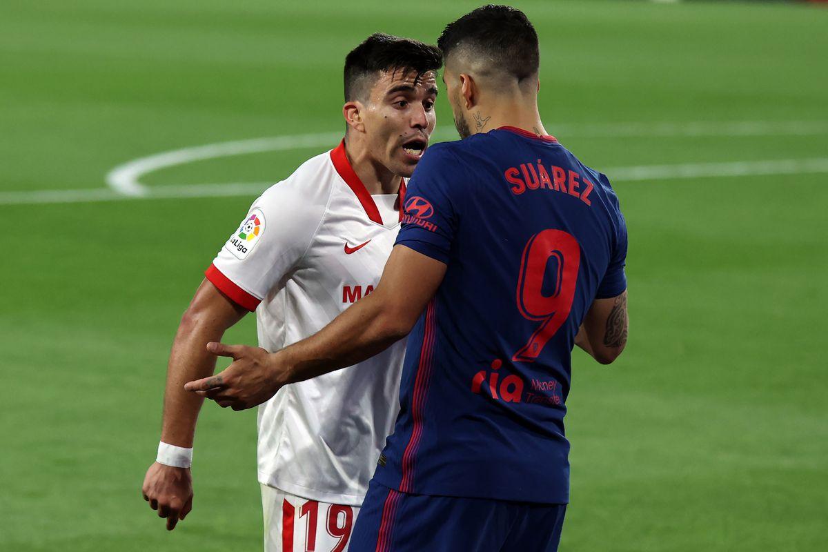 Sevilla FC v Atletico De Madrid - La Liga