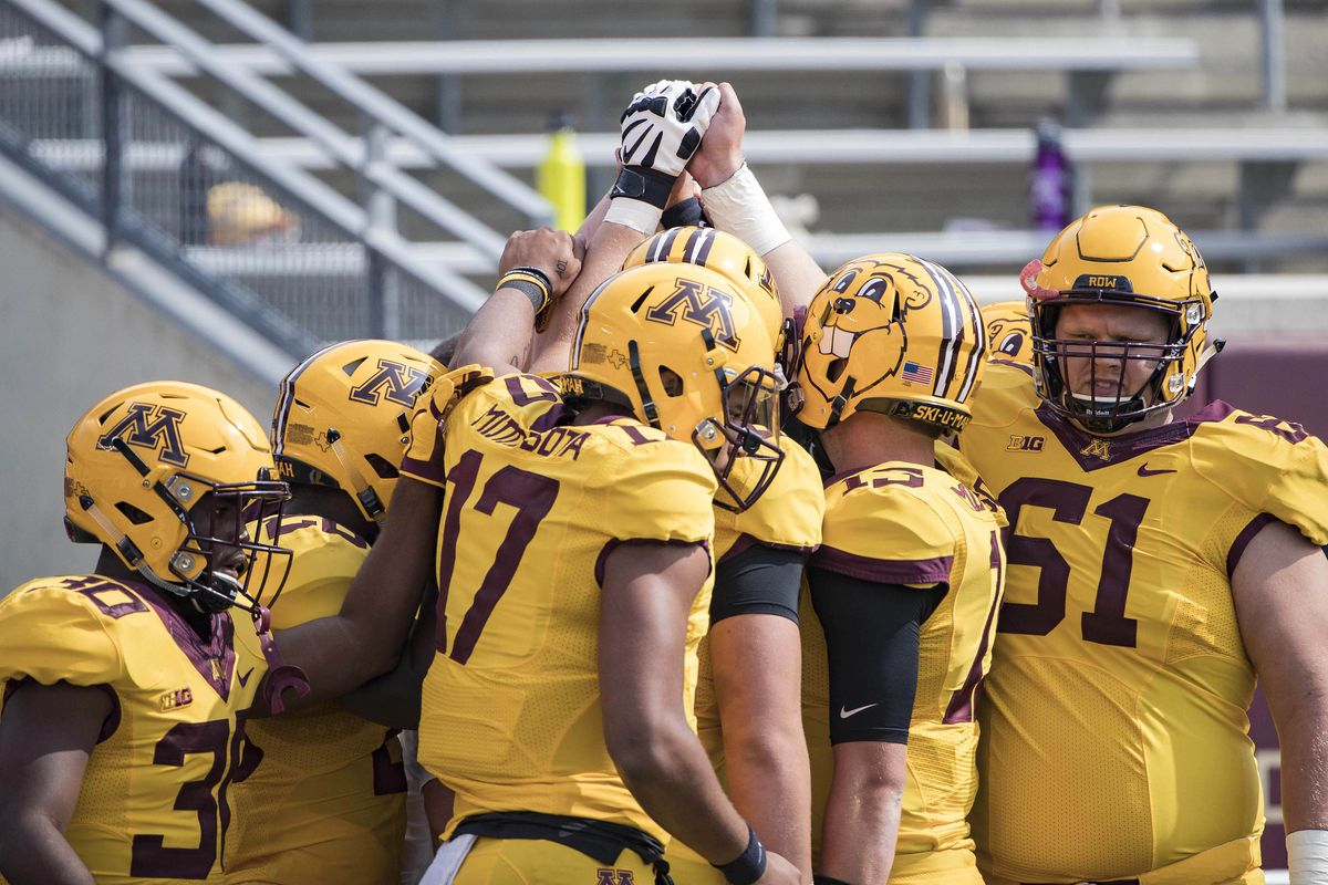 Minnesota Football: Spring Position Preview - Offensive ...