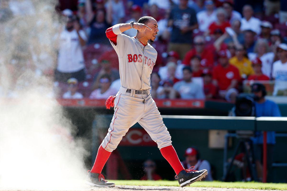 Boston Red Sox v Cincinnati Reds