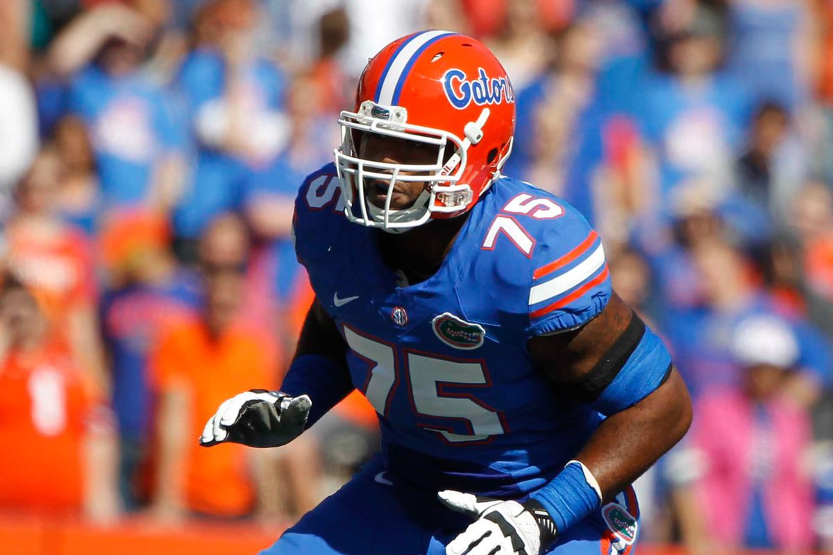 Chaz Green is one of the Florida Offensive Lineman that could appeal to the Patriots
