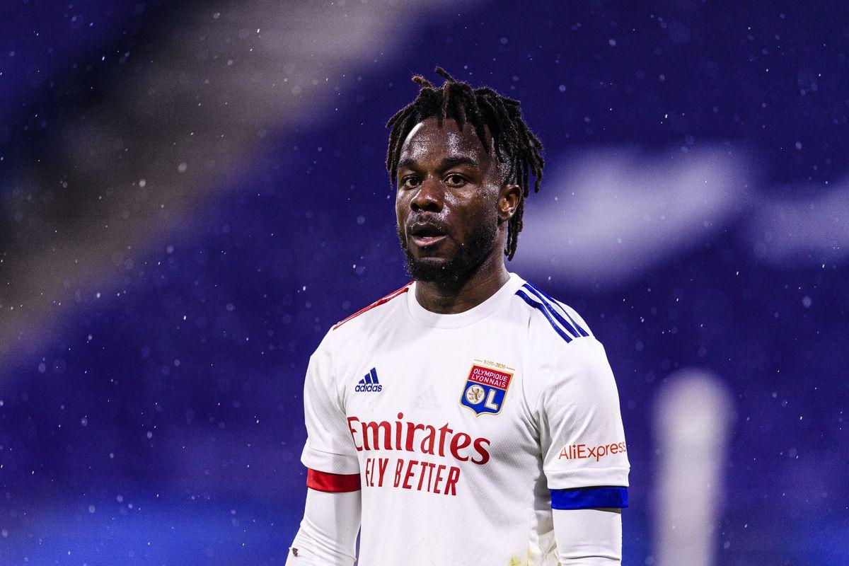 Olympique Lyon v Angers SCO - Ligue 1