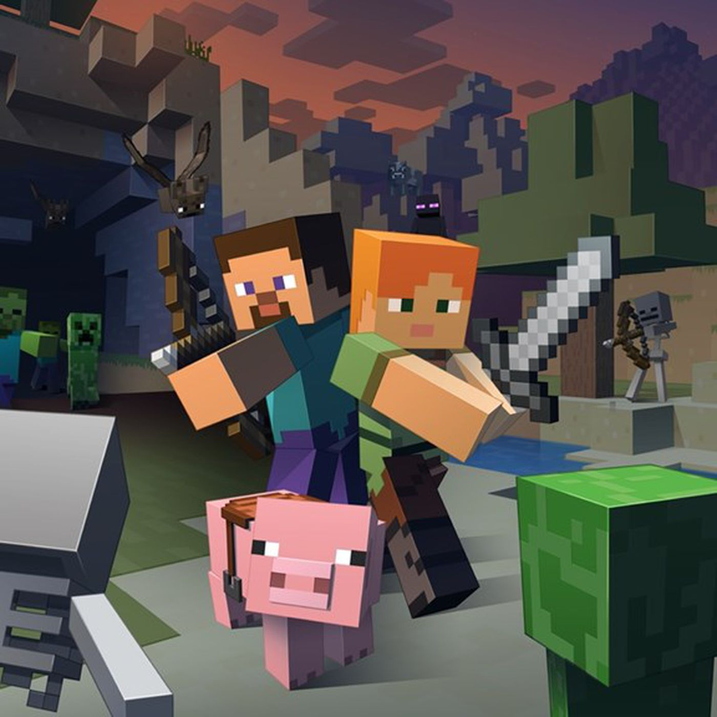 Minecraft S New Character Creator Lets Players Control How They