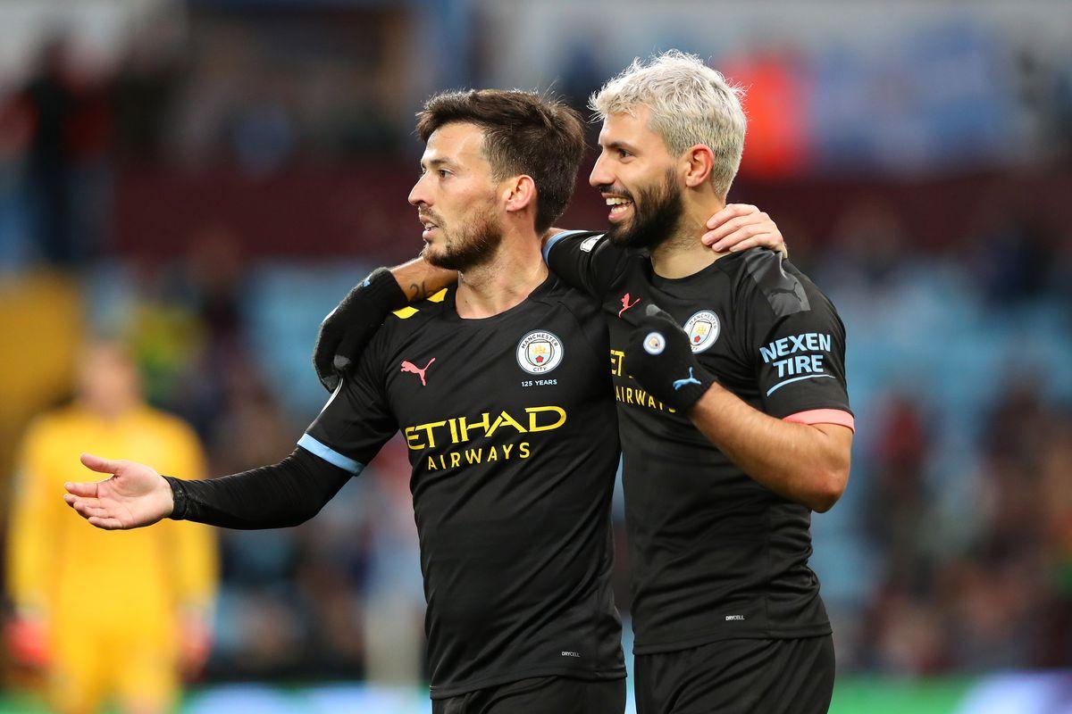 Aston Villa v Manchester City - Premier League