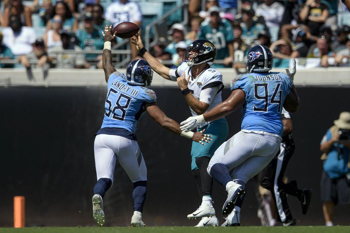 jaguars vs. titans final score: blake bortles and the offense were