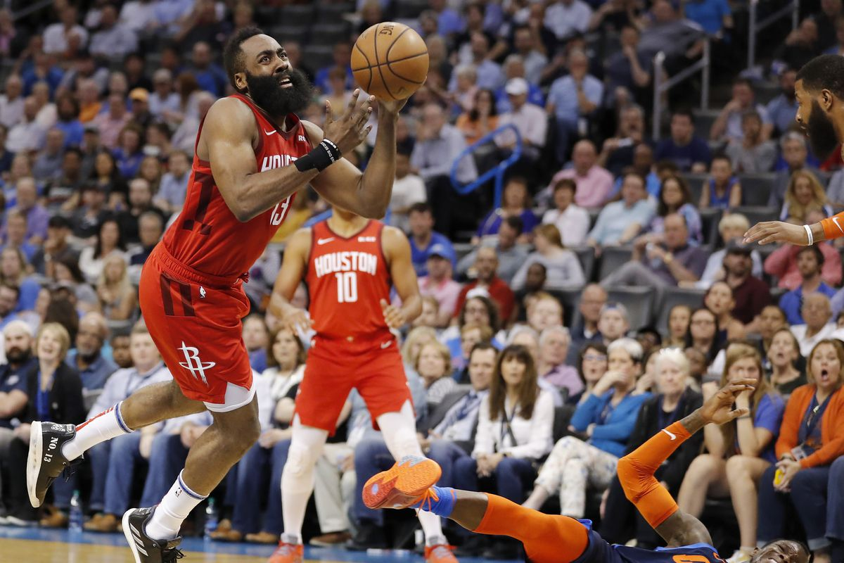 NBA: Houston Rockets at Oklahoma City Thunder