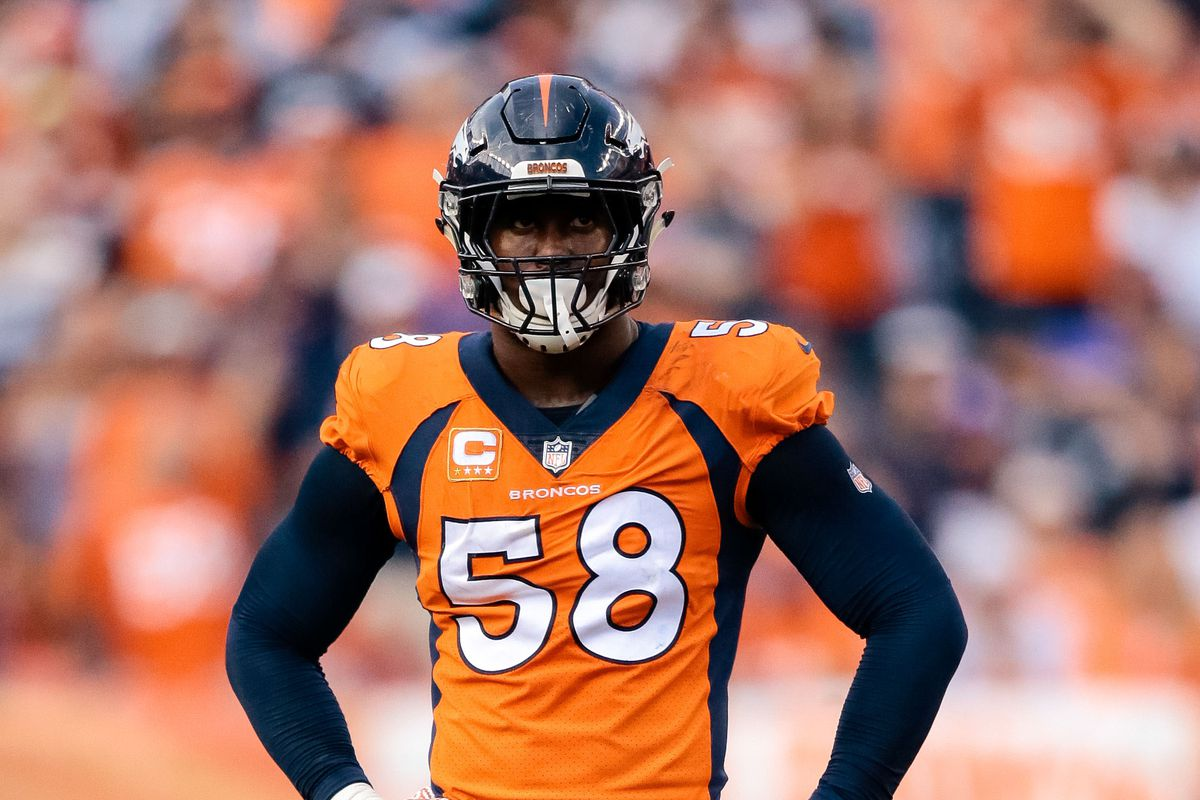 Von Miller I need to figure out ways to to the quarterback