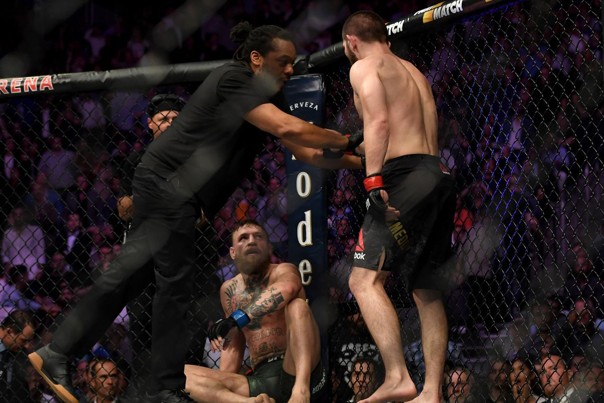 The bad blood between Khabib Nurmagomedov and Conor McGregor remains at an all-time high.
