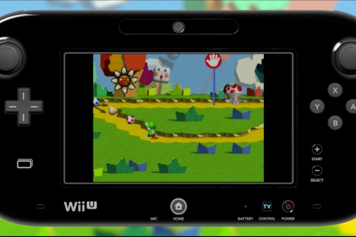 Wii vc games on wii u