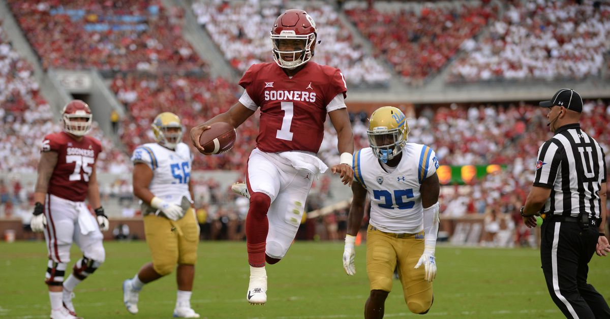 OUch! Sooners Thrash the UCLA Bruins, 49-21 - Bruins Nation