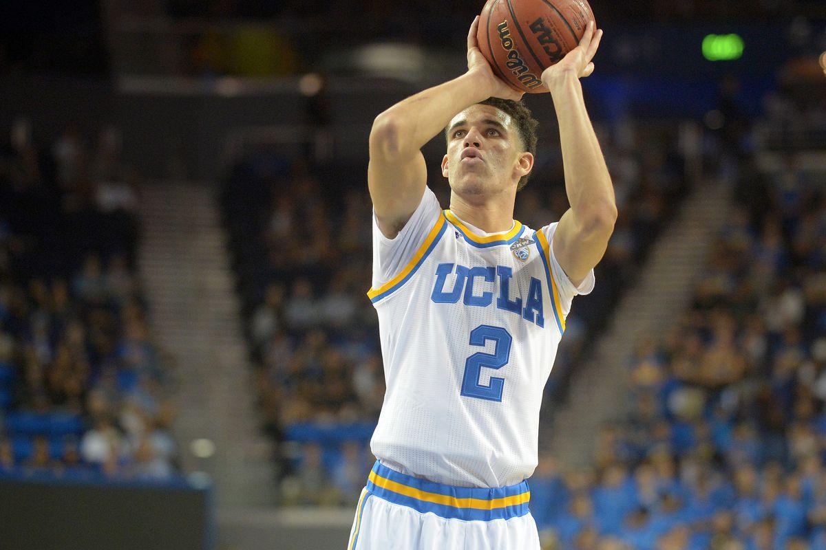 NCAA Basketball: Pacific at UCLA