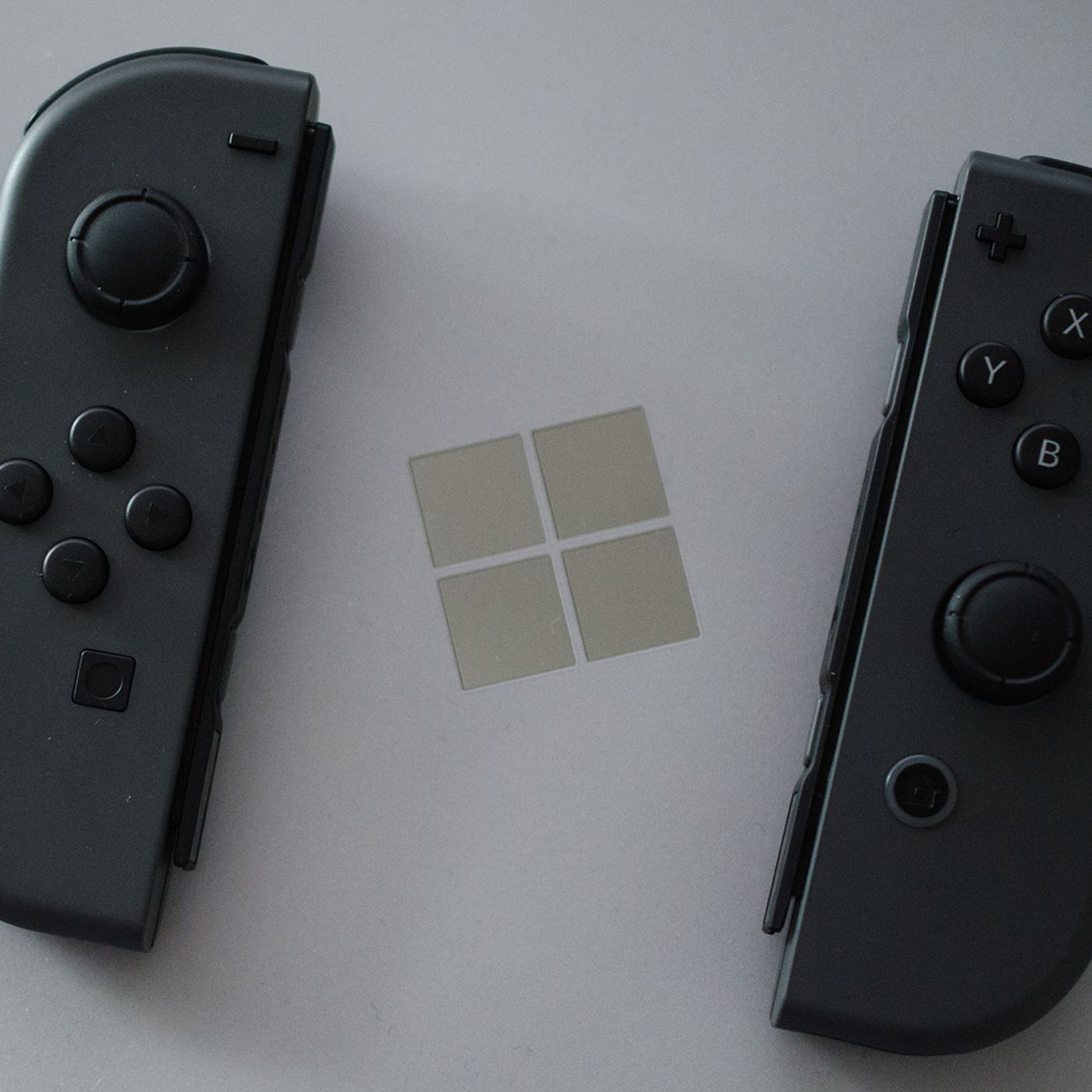 Nintendo's Joy-Con controllers also work with Windows, Mac