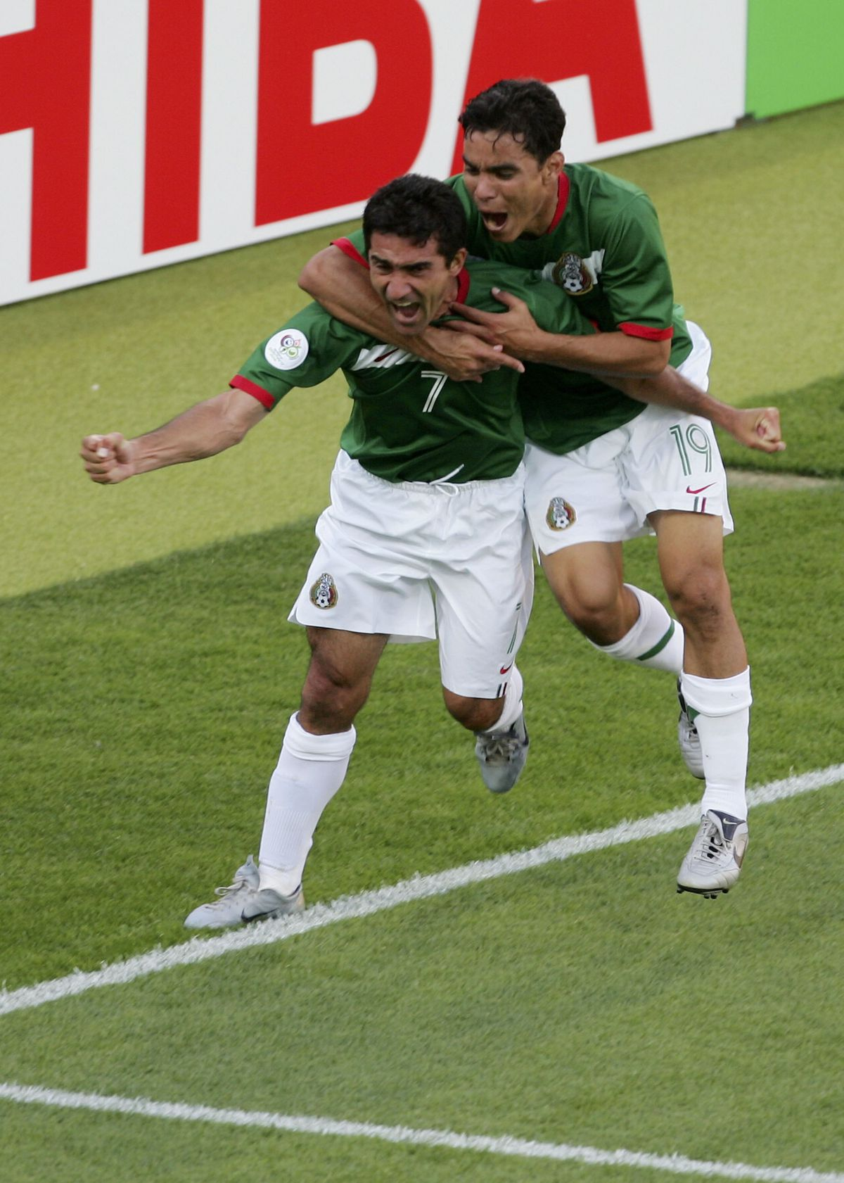 Group D Mexico v Iran - World Cup 2006
