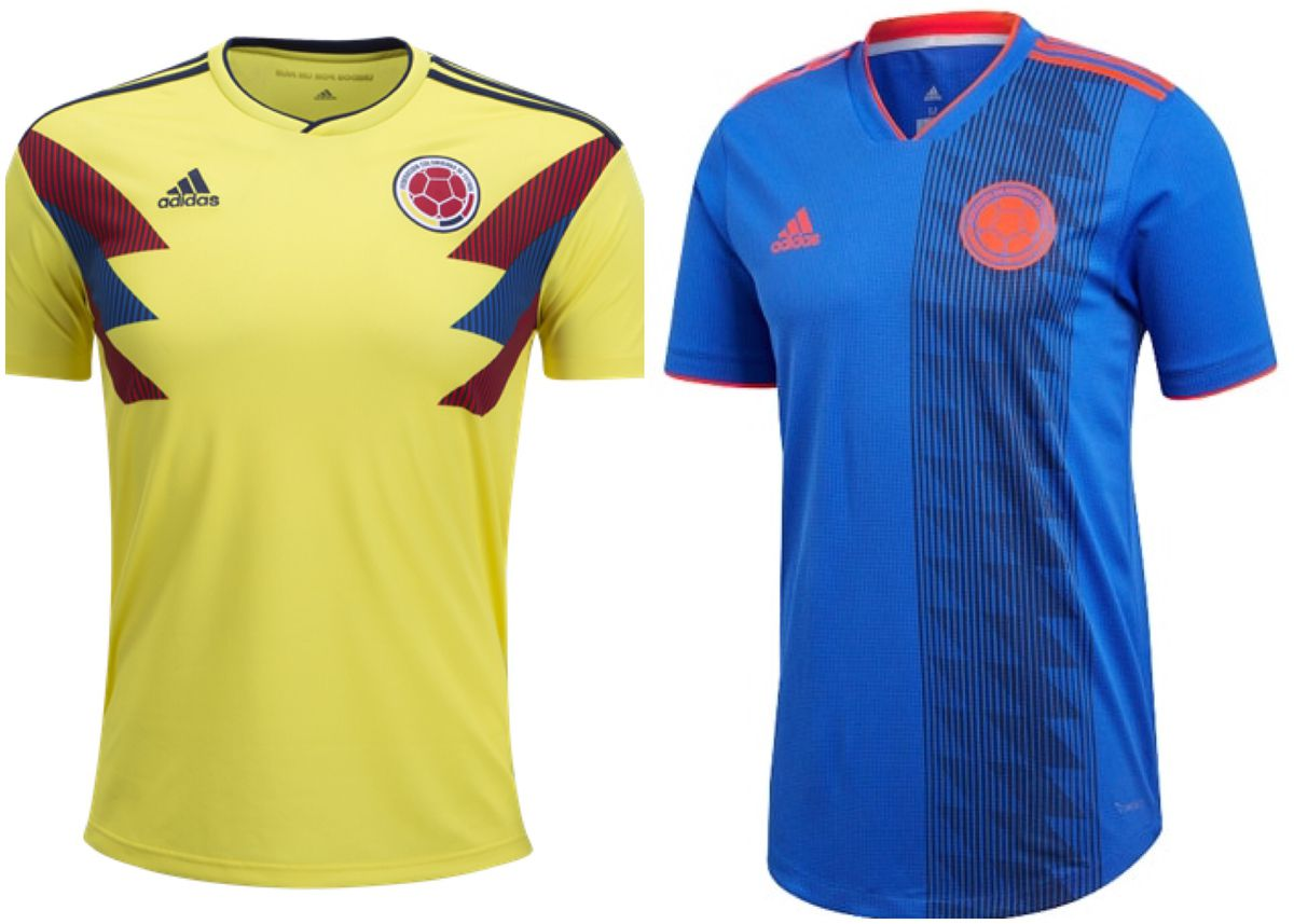 0a2aaf794 Ranking the World Cup jerseys - Stars and Stripes FC