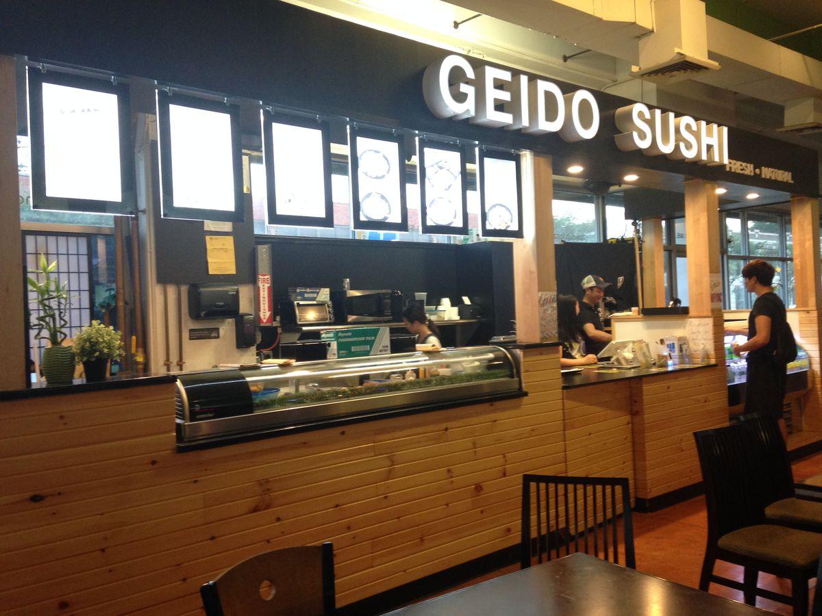 Geido Sushi - Super 88