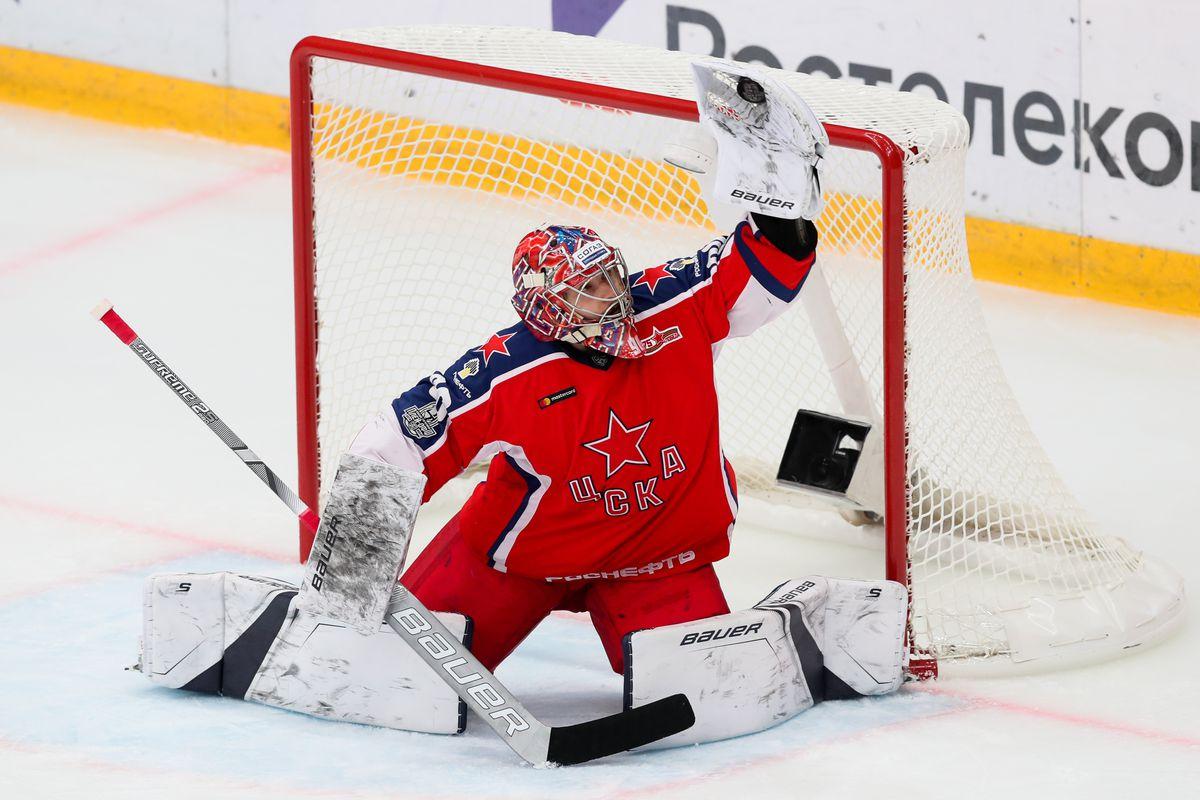 KHL Western Conference Quarterfinal, Leg 1: CSKA Moscow vs Torpedo Nizhny Novgorod Region