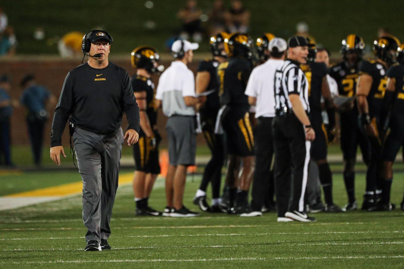 NCAA Football: SE Missouri State at Missouri