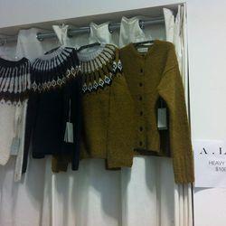 Fall-ready knits
