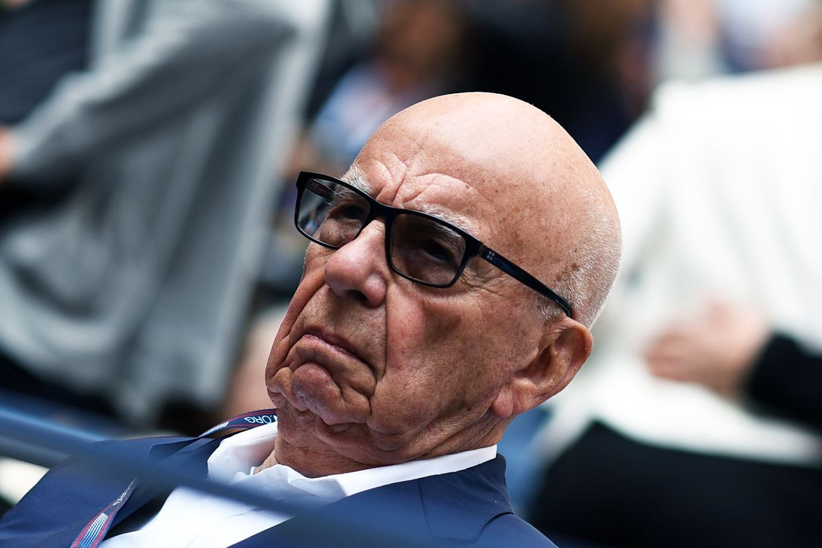 Murdoch Calls For Facebook & Google To Pay
