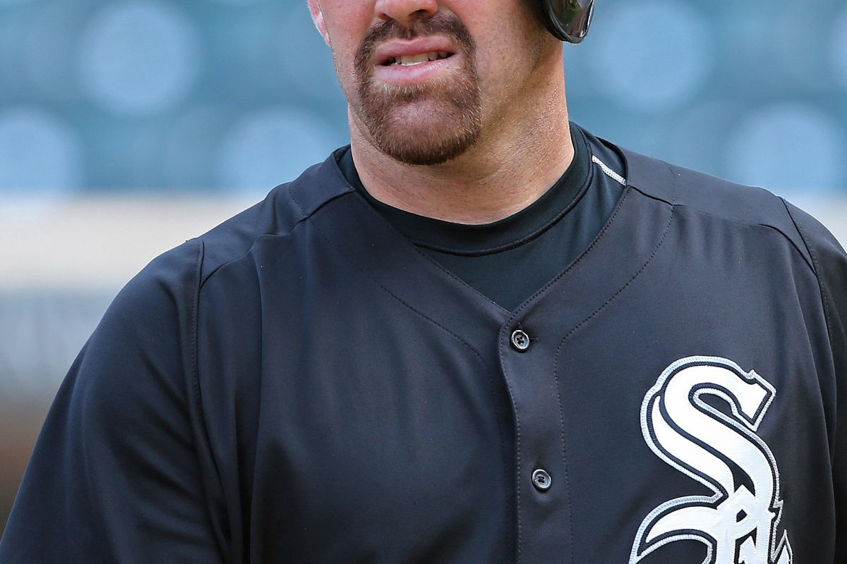 There's a part of me that wishes it had been Kevin Youkilis, if only so we didn't have to hear about the issue again. Sorry, Youk. (Mandatory Credit: Jesse Johnson-US PRESSWIRE)