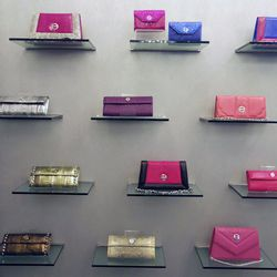 Evening clutches range from $2,000 to $5,000.