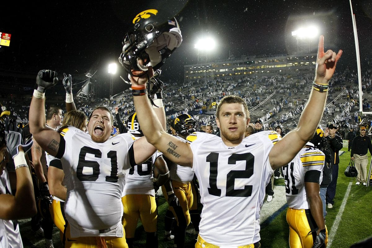 Best Teams Never To Win A Championship 2009 Iowa Hawkeyes