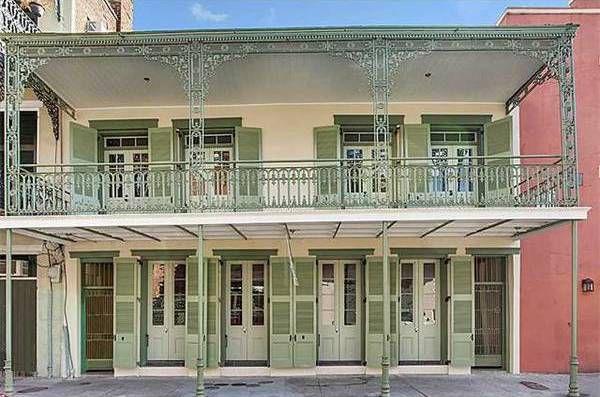 New Orleans Rent Comparison: Bourbon Street Apartments