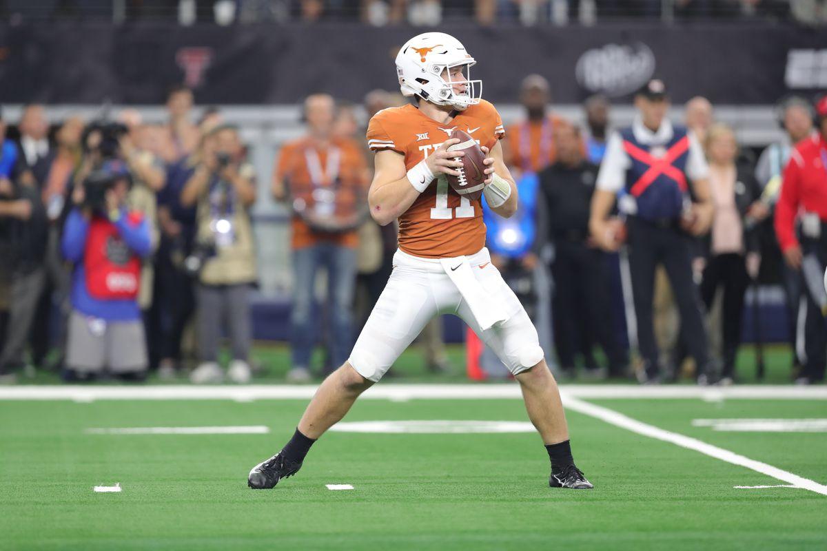COLLEGE FOOTBALL: DEC 01 Big 12 Championship Game - Oklahoma v Texas
