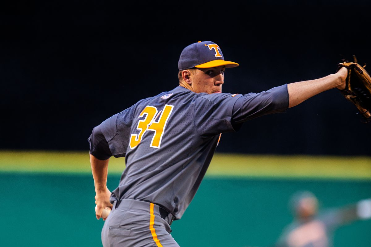 COLLEGE BASEBALL: APR 13 Tennessee at LSU