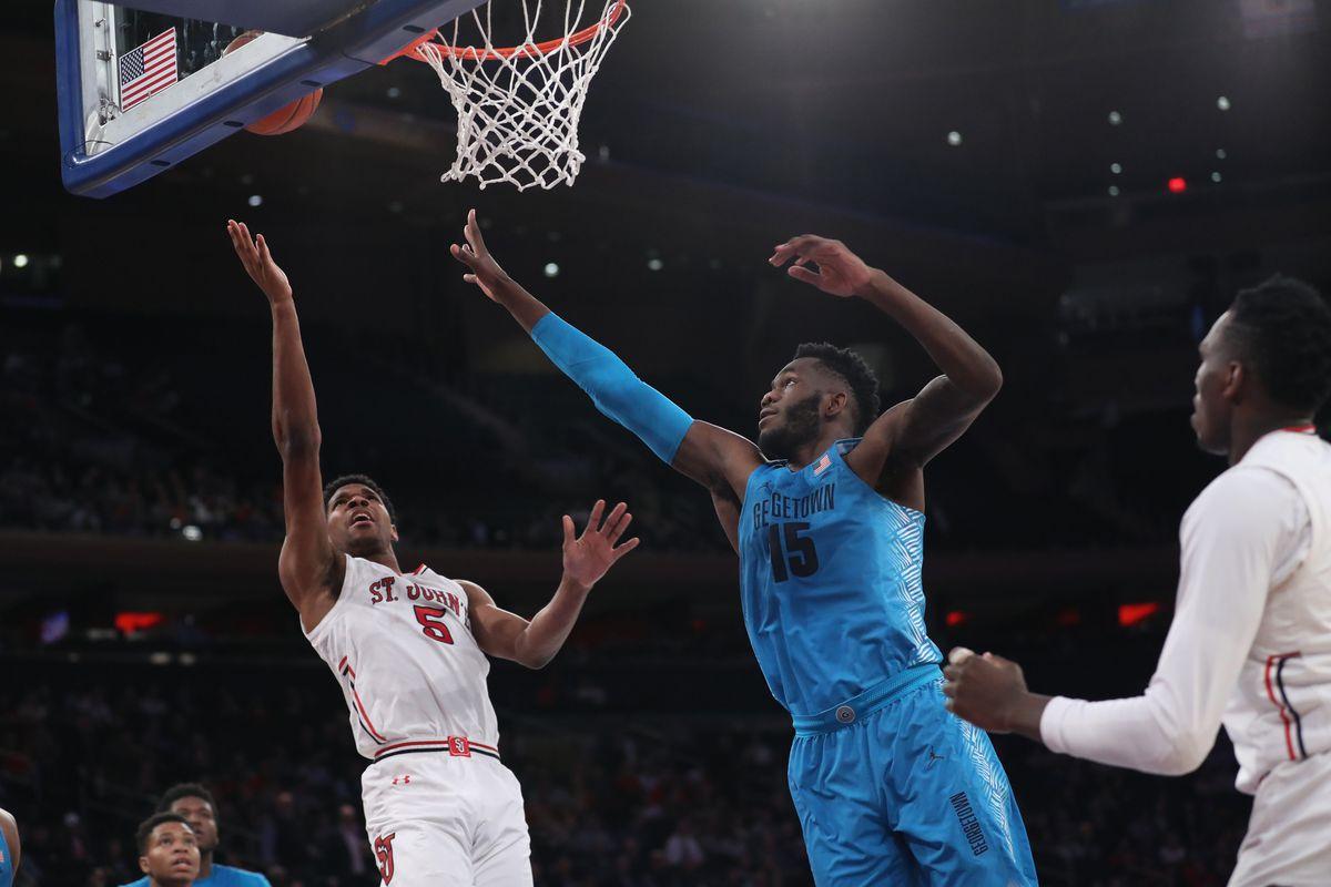 NCAA Basketball: Georgetown at St. John