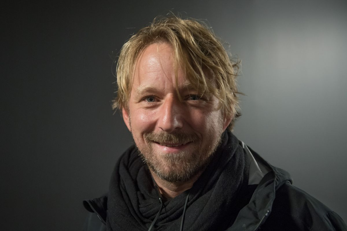 Dortmund's head scout Sven Mislintat smiles prior to the Champions League soccer match between Borussia Dortmund vs. Tottenham Hotspur in the Signal Iduna Park in Dortmund, Germany, 21 November 2017. Borussia Dortmund has to accept the loss of their long-standing head scout. Mislintat left Borussia Dortmund and changed to FC Arsenal immediately effective, as the German soccer club announced on Monday.
