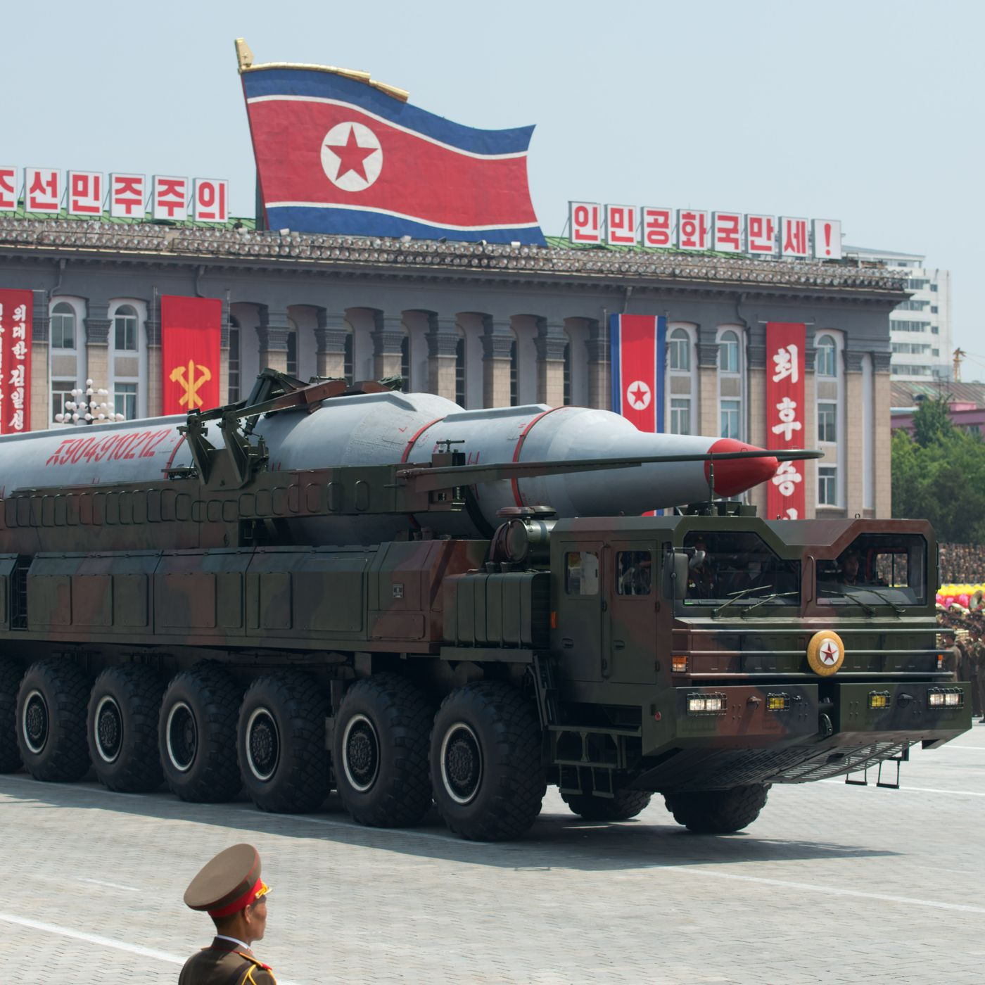The North Korean military threat to America and its allies, explained - Vox