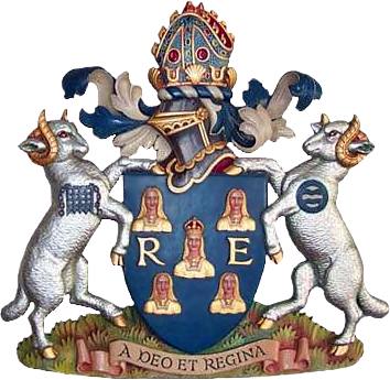 Reading town coat of arms