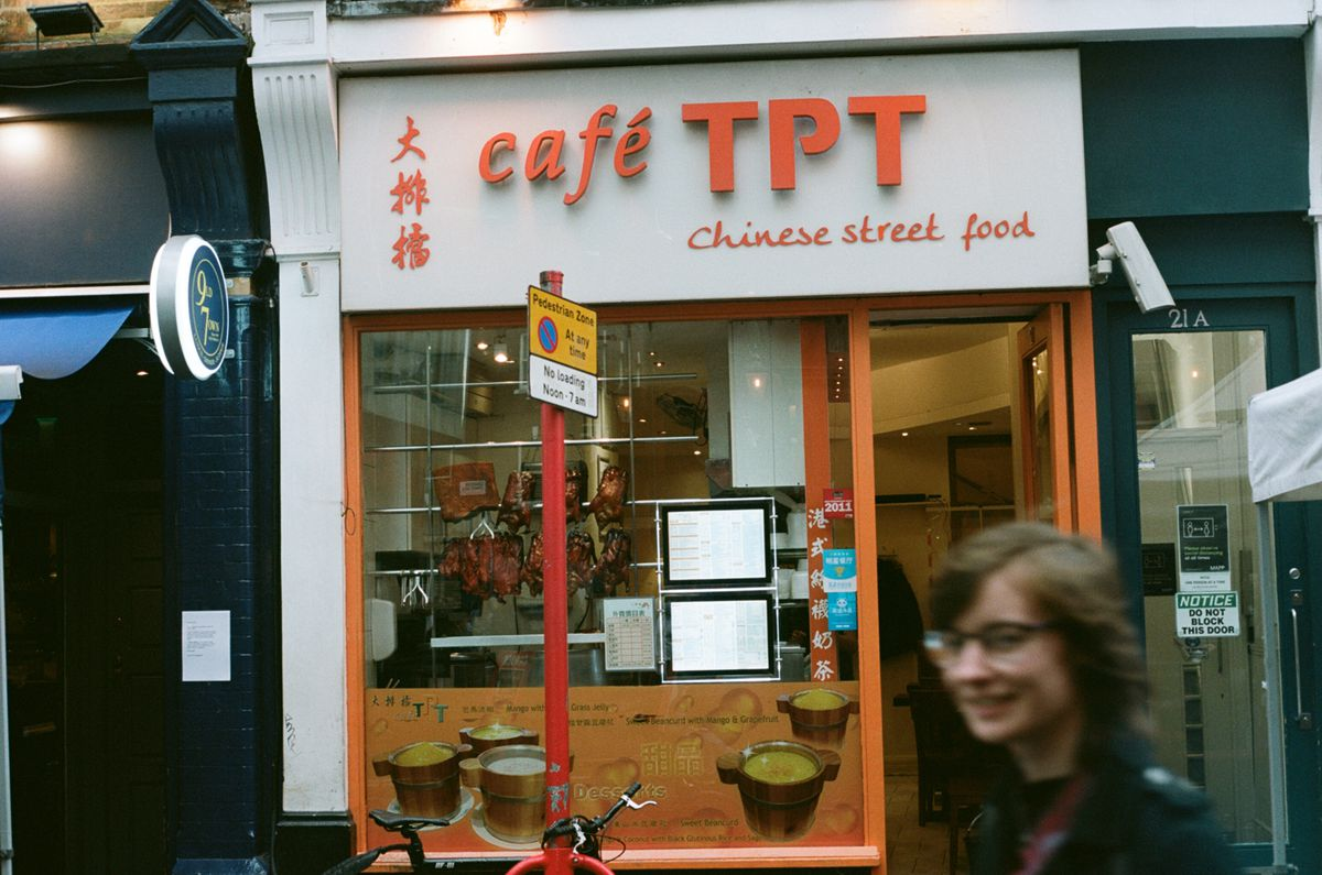Cafe TPT's doors are open for indoor dining again this week —one of Chinatown's best restaurants for Cantonese roast meats and specialities.