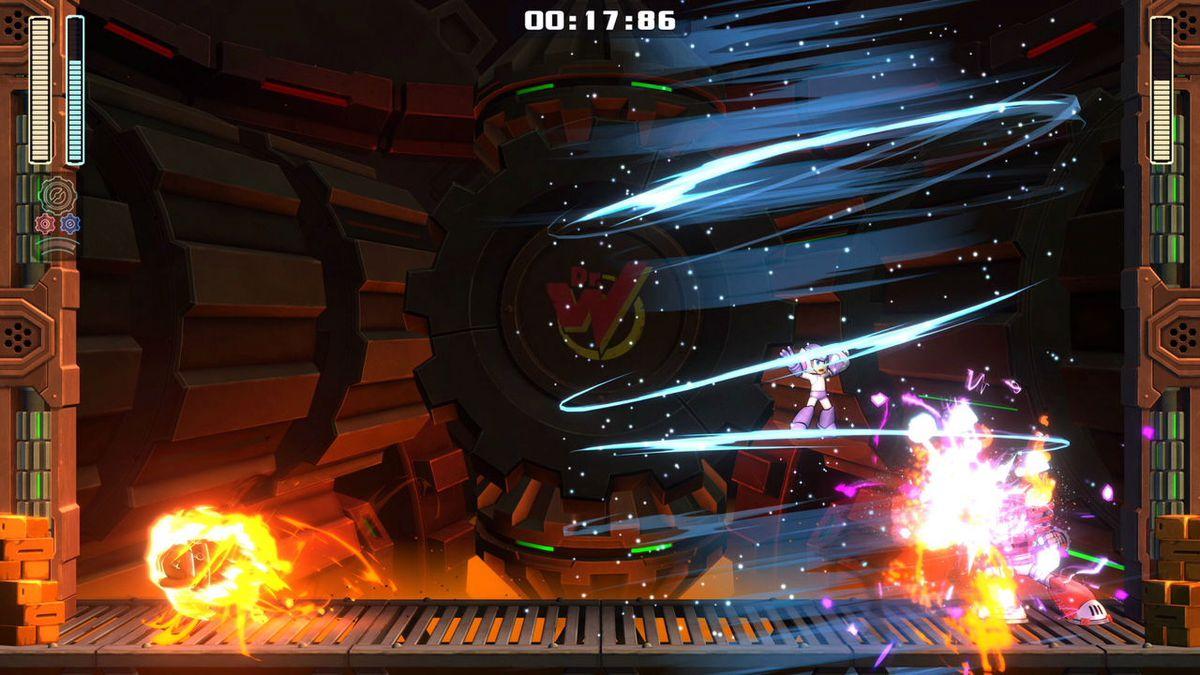 Mega Man 11Torch Man
