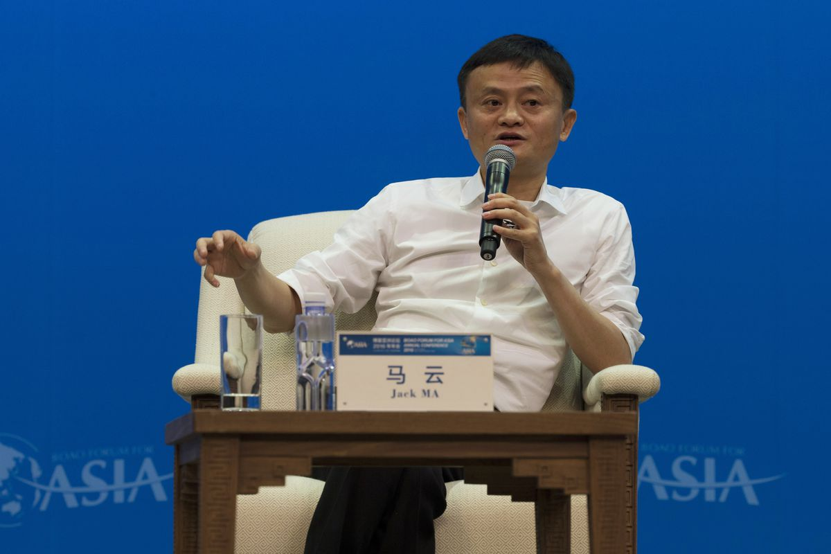 Jack Ma is head of one of the corporations rumoured to be negotiating to buy Milan.