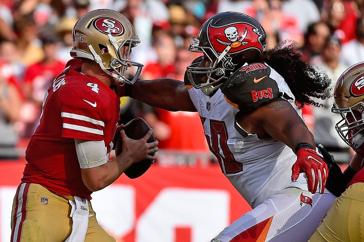NFL: San Francisco 49ers at Tampa Bay Buccaneers