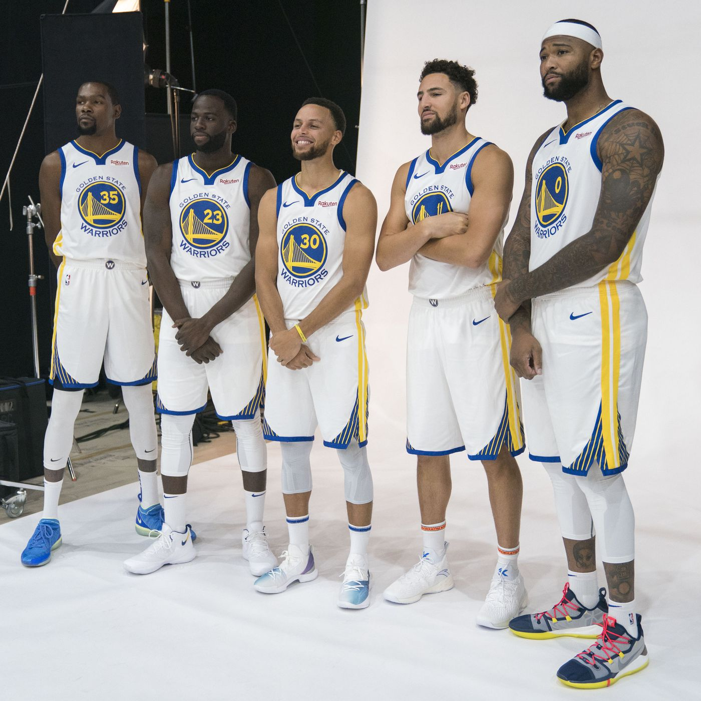 The 2018 19 Golden State Warriors Sonics Rising