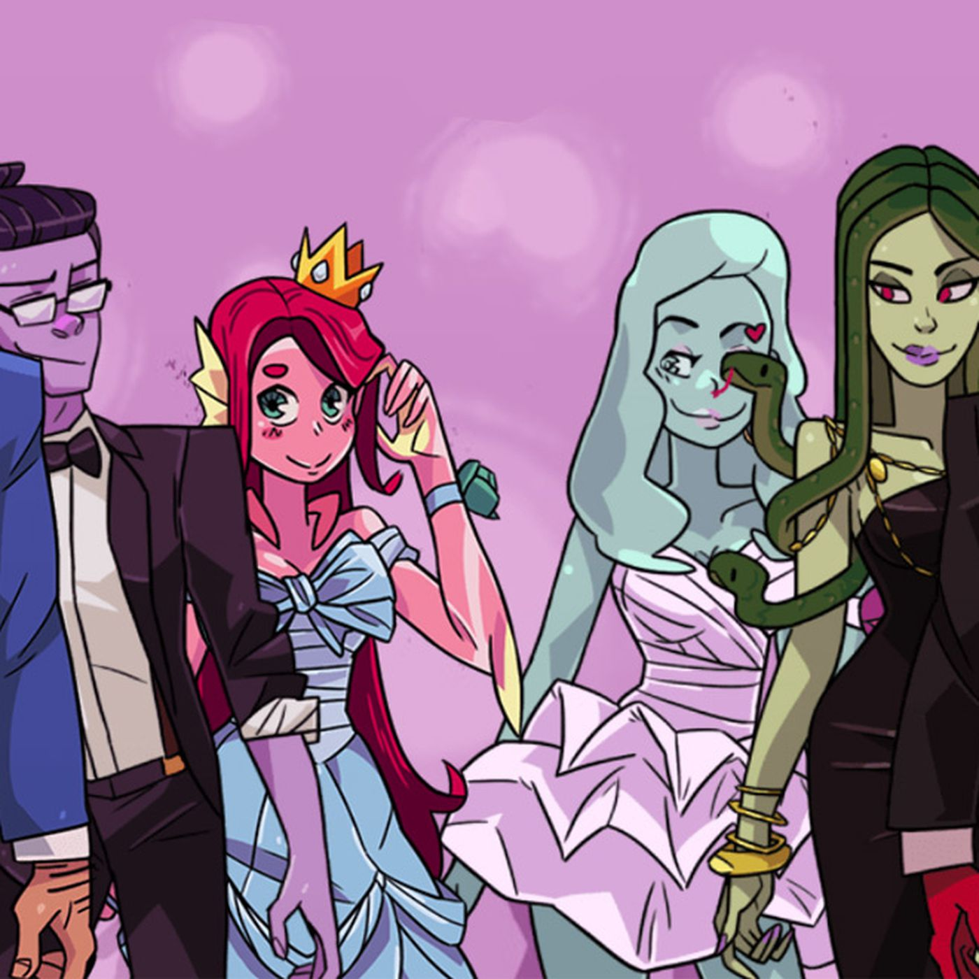 Monster Prom made me laugh at my own rejection - Polygon