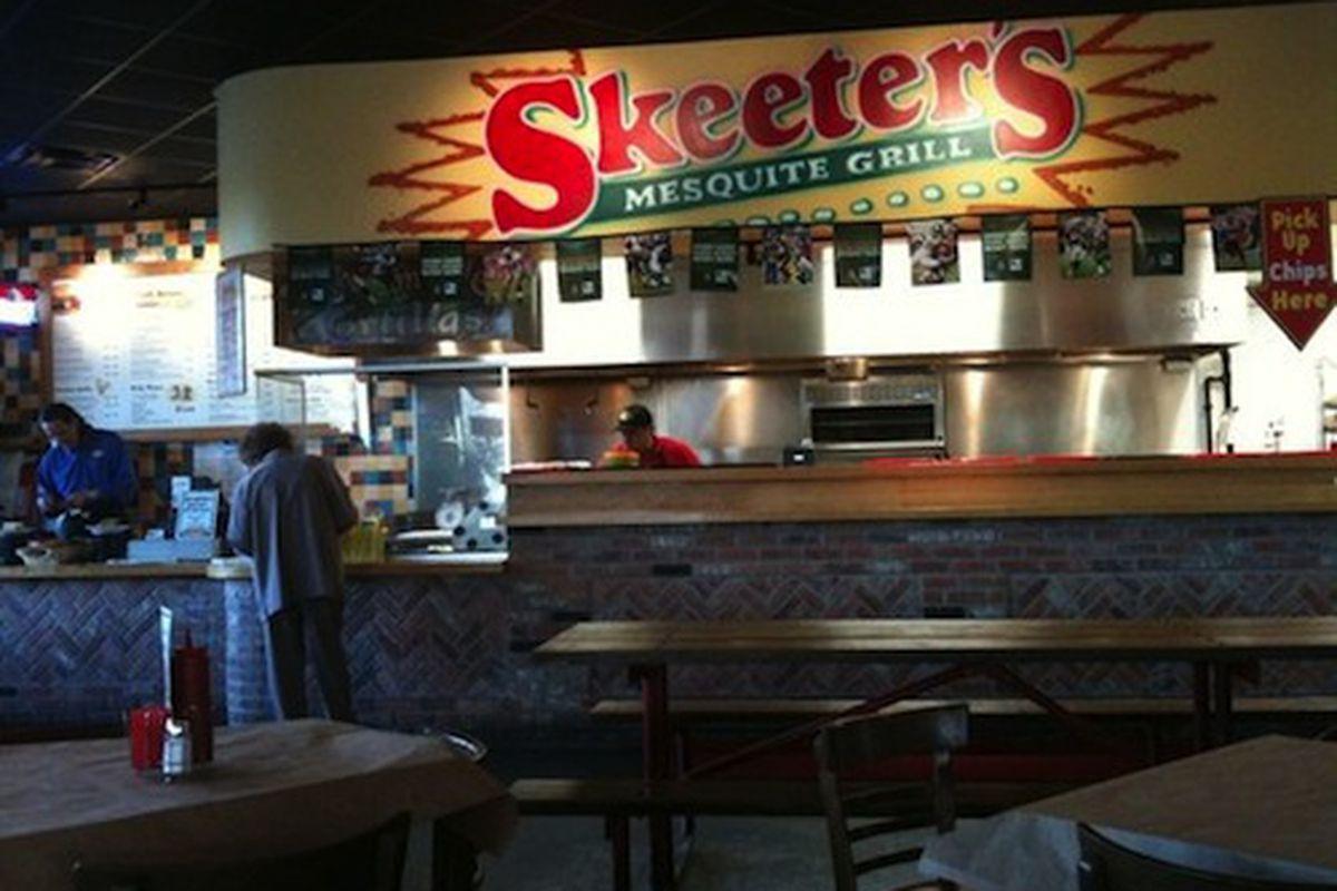 Skeeter's Mesquite Grill in Sugar Land