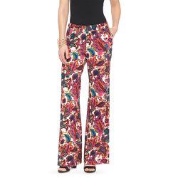 "Wide leg pants, <a href=""http://www.target.com/p/women-s-printed-wide-leg-pant-merona/-/A-16766584#prodSlot=medium_1_11&term=%22carnival+collection%22"">$24.99</a>"