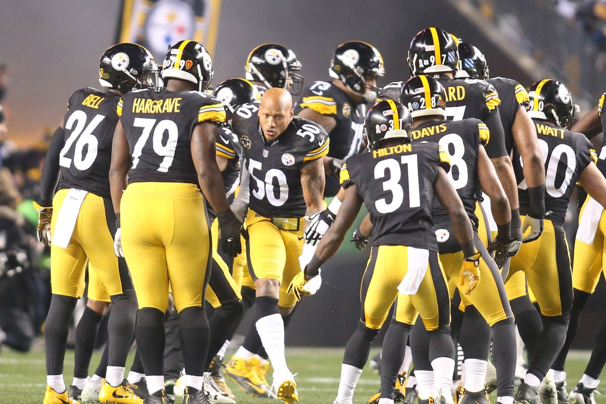 451ff9200 Ryan Shazier and the Steelers continue to work as the offseason drags on